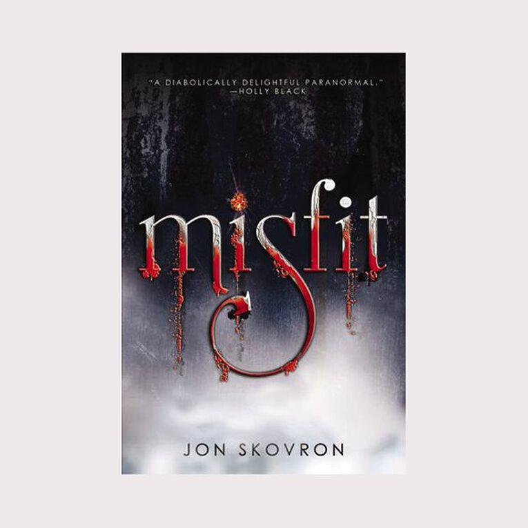 Misfit by Jon Skovron, , hi-res