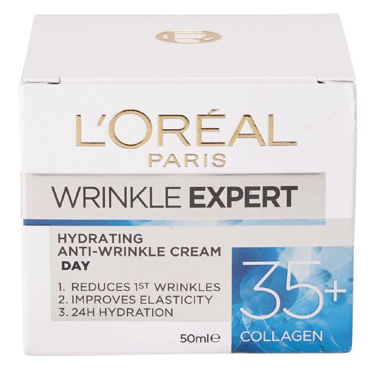 L'Oreal Paris Wrinkle Expert 35+ Day Cream 50ml, , hi-res