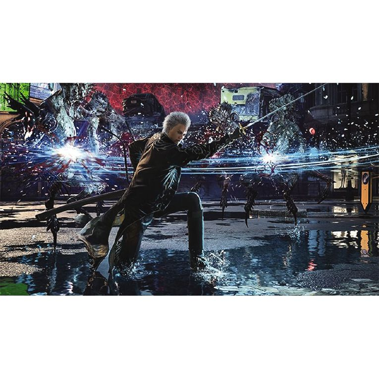 Xbox Series X Devil May Cry 5 Special Edition, , hi-res image number null
