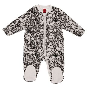 101 Dalmatians Microfleece Coverall