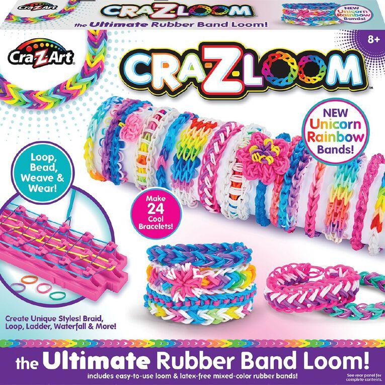 Cra Z Loom Unicorn & Neon Assorted, , hi-res