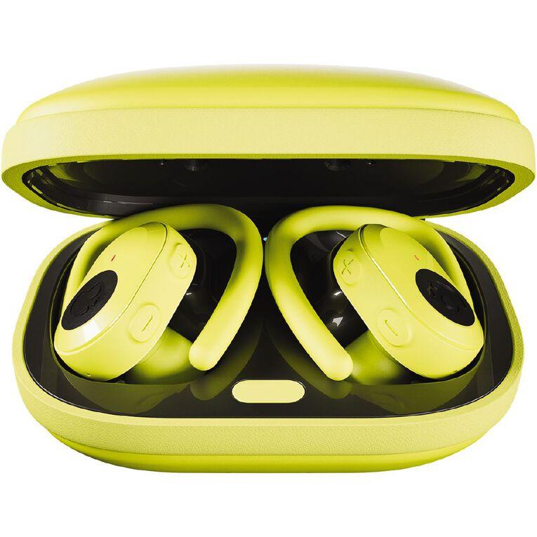 Skullcandy Push Ultra True Wireless Earbuds Electric Yellow, , hi-res