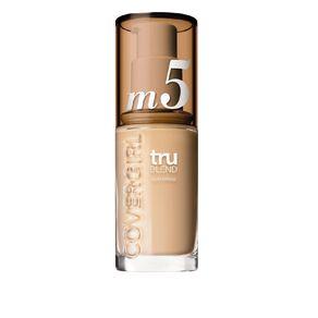Covergirl TRUblend Liquid Foundation Creamy Natural