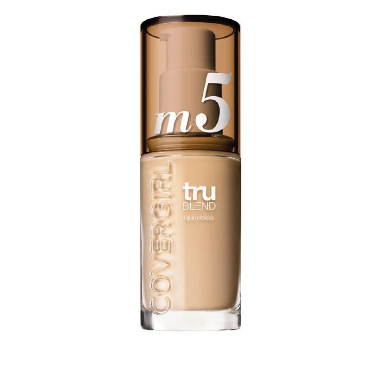 Covergirl TRUblend Liquid Foundation Creamy Natural, , hi-res