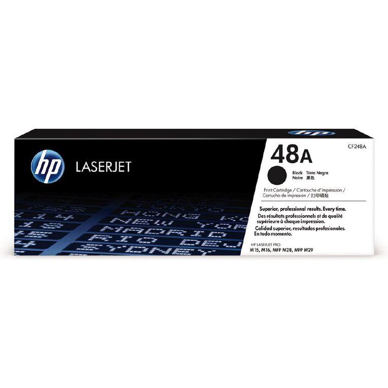 HP Toner 48A Black (1000 Pages), , hi-res