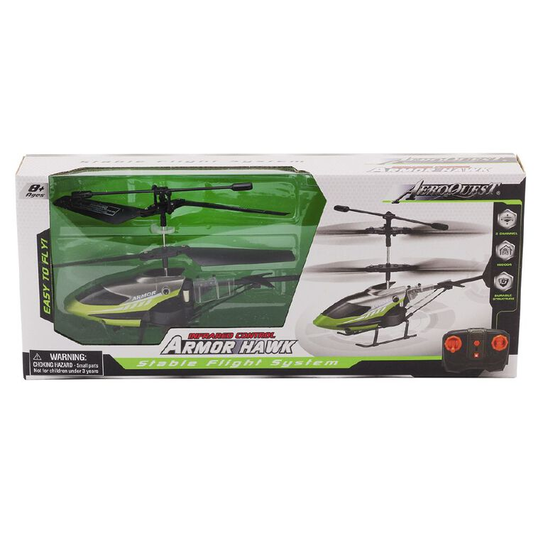 Aeroquest Dynamic Rider IR 2CH Helicopter Assorted, , hi-res image number null