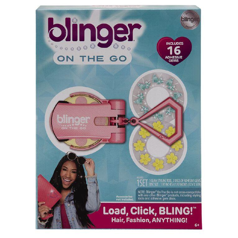 Blinger Bling on the go Pastel, , hi-res