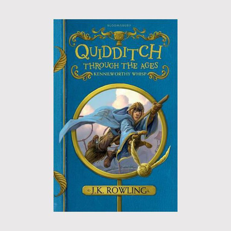 Quidditch Through the Ages by JK Rowling, , hi-res