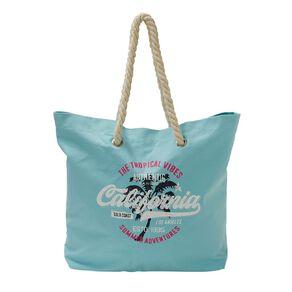 H&H Rope Handle Beach Bag