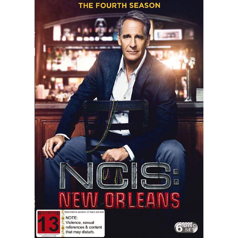 NCIS New Orleans Season 4 DVD 6Disc, , hi-res