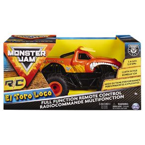 Monster Jam 1:24 Remote Control El Toro