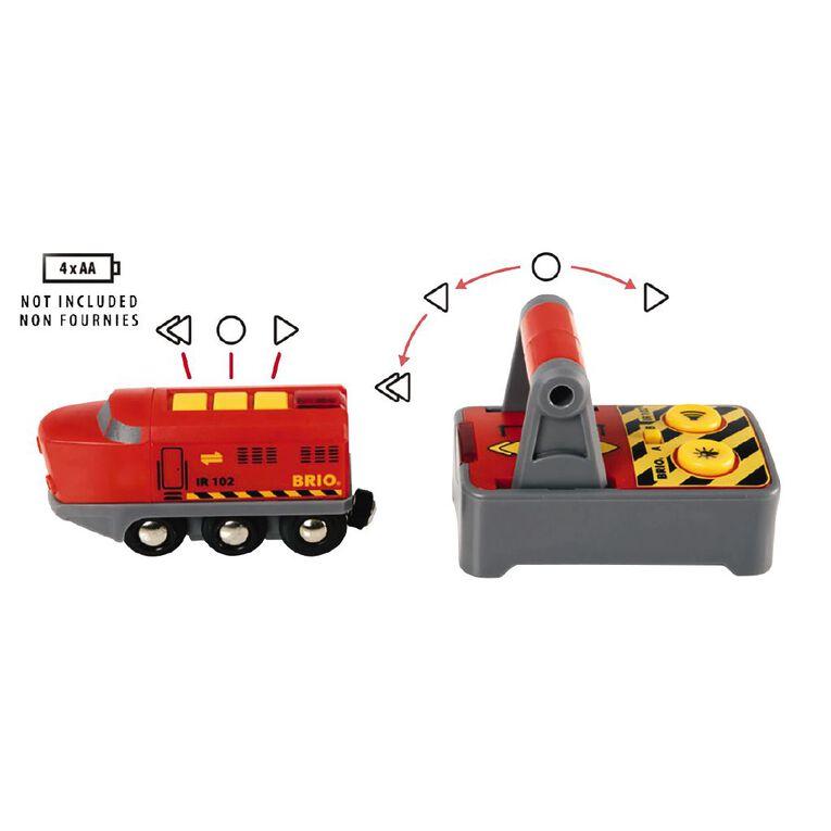 Brio Train Remote Control Engine 2 Pieces, , hi-res