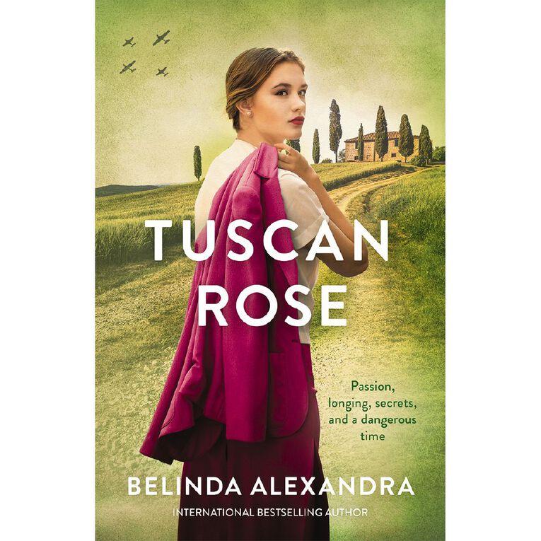 Tuscan Rose by Belinda Alexandra, , hi-res