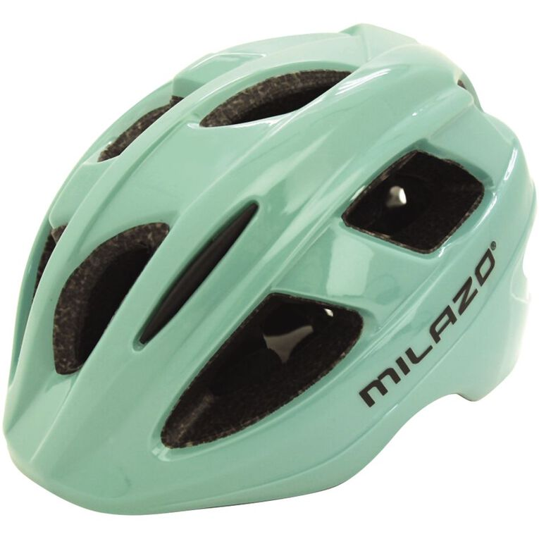 Milazo Champion Helmet Teal 53-55cm, , hi-res