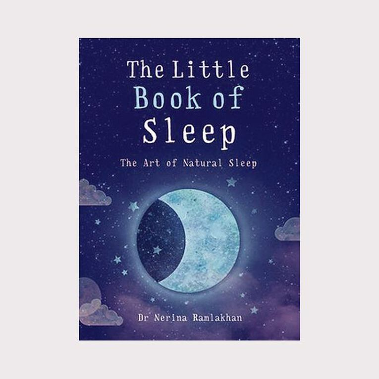 The Little Book of Sleep: The Art of Natural Sleep by Dr Ramlakhan, , hi-res