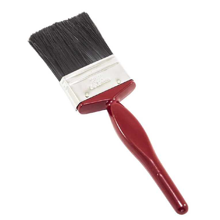 Haydn Synthetic Red Brush 63mm, , hi-res