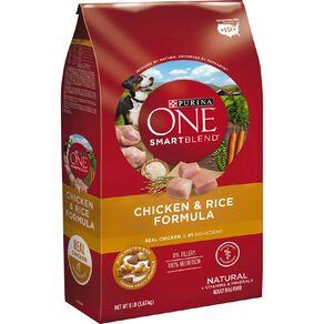 Purina ONE Dog Adult Chicken and Rice 3.63kg