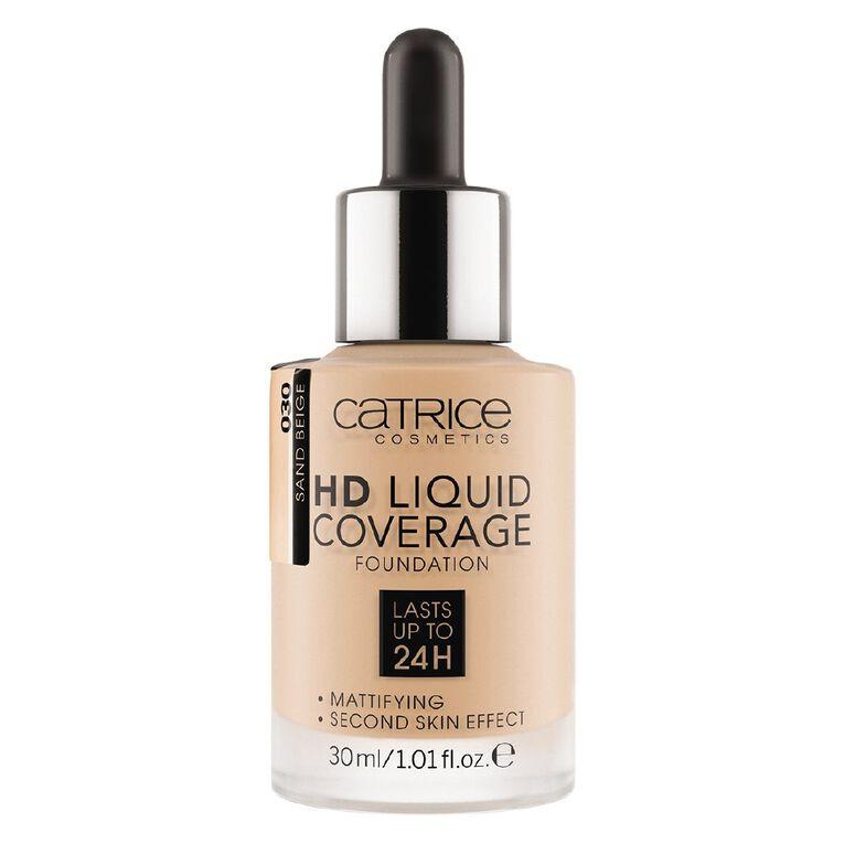 Catrice HD Liquid Coverage Foundation 030, , hi-res