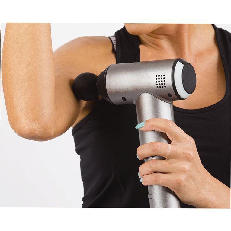 Action Impact Massager Gun, , hi-res