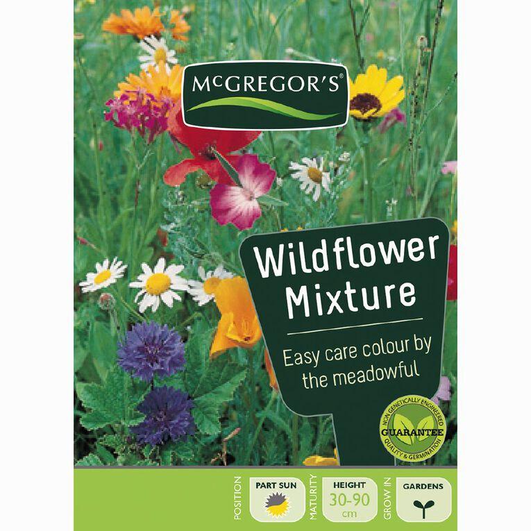 McGregor's Mixed Wild Flower Seeds, , hi-res