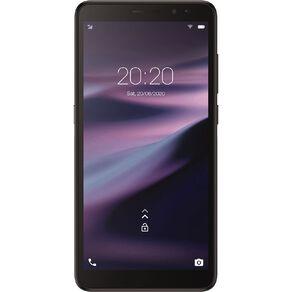 Vodafone Smart P11 16GB 4G Locked Bundle - Black