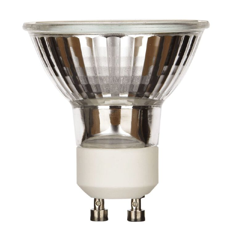 General Electric Bulb GU10 50W 36 DEG 4 Pack, , hi-res