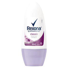 Rexona Women's Roll On Classic 50ml