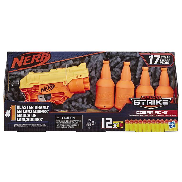NERF Alpha Strike Cobra Target Set Exclusive, , hi-res