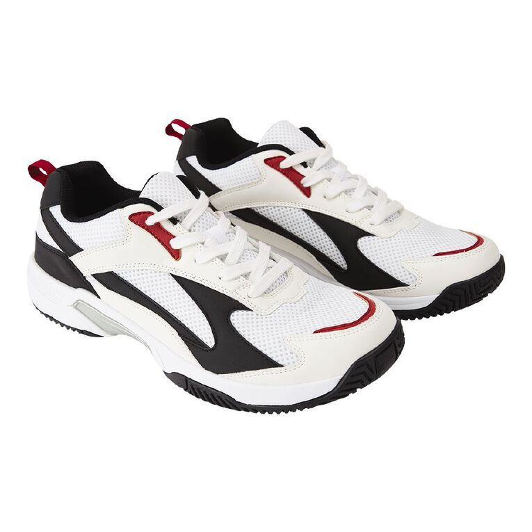 Active Intent Olly Trainers, White/Navy, hi-res