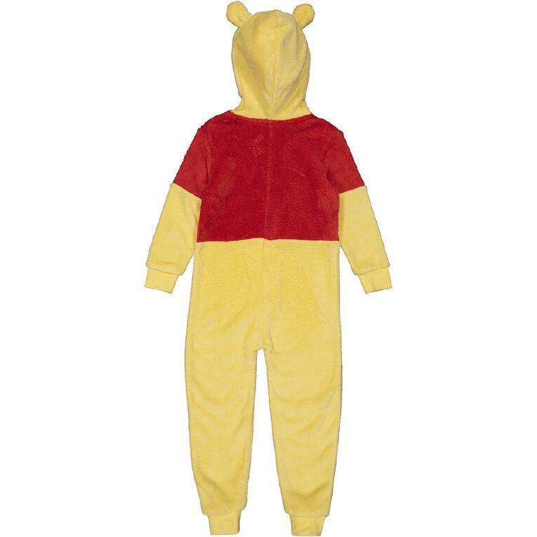 Winnie the Pooh Kids' Onesie, Yellow, hi-res image number null