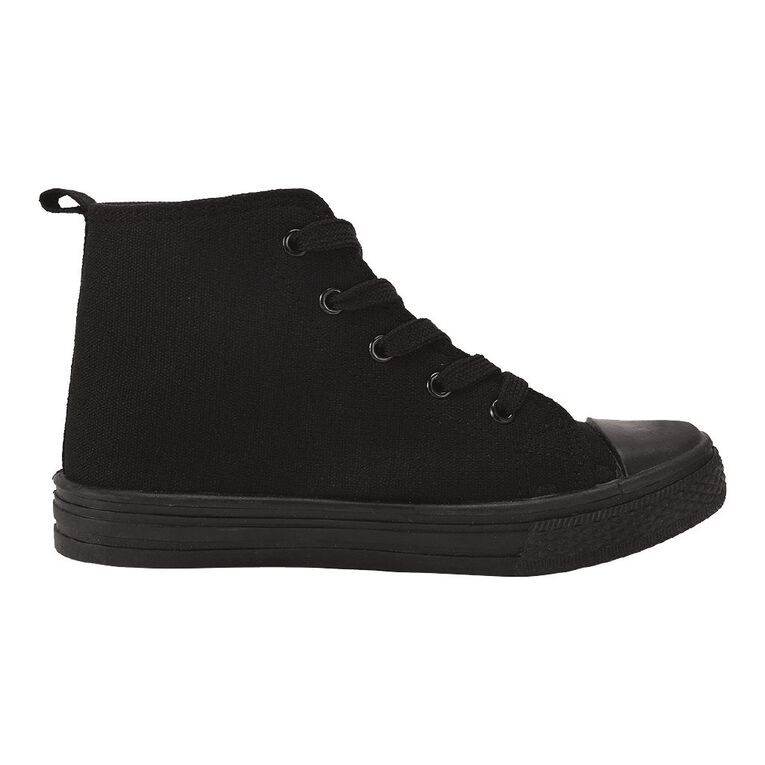 Young Original Finn2 Hi Shoes, Black W21, hi-res