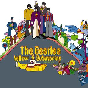 Yellow Submarine (Remastered) by The Beatles 1Disc