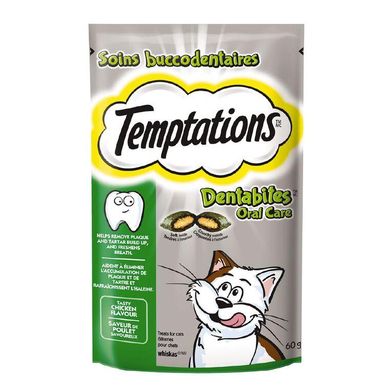 Whiskas TEMPTATIONS Dentabites 60g, , hi-res