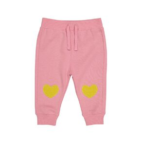 Young Original Baby Plain Patch Trackpant