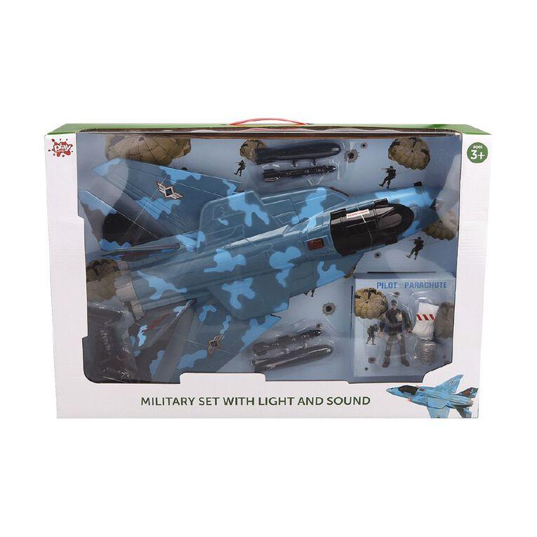 Military Set With Light & Sound, , hi-res