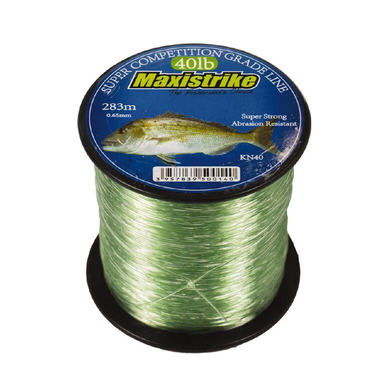 Maxistrike Fishing Nylon 40lb 283m, , hi-res