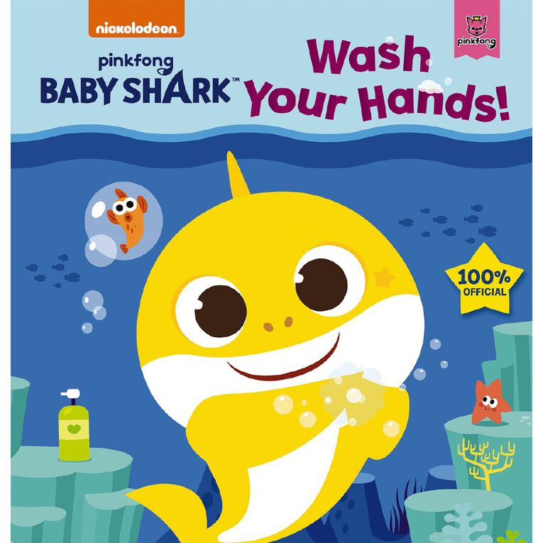 Baby Shark: Wash Your hands, , hi-res