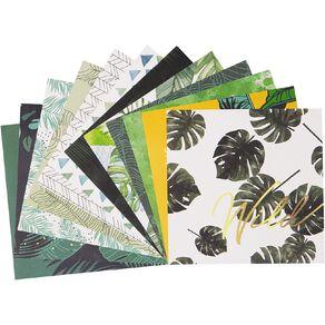 Uniti Designer Paper 6x6 24 Sheets Wild