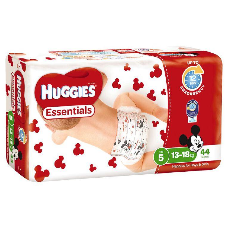 Huggies Essential Nappy Walker 44 pack, , hi-res