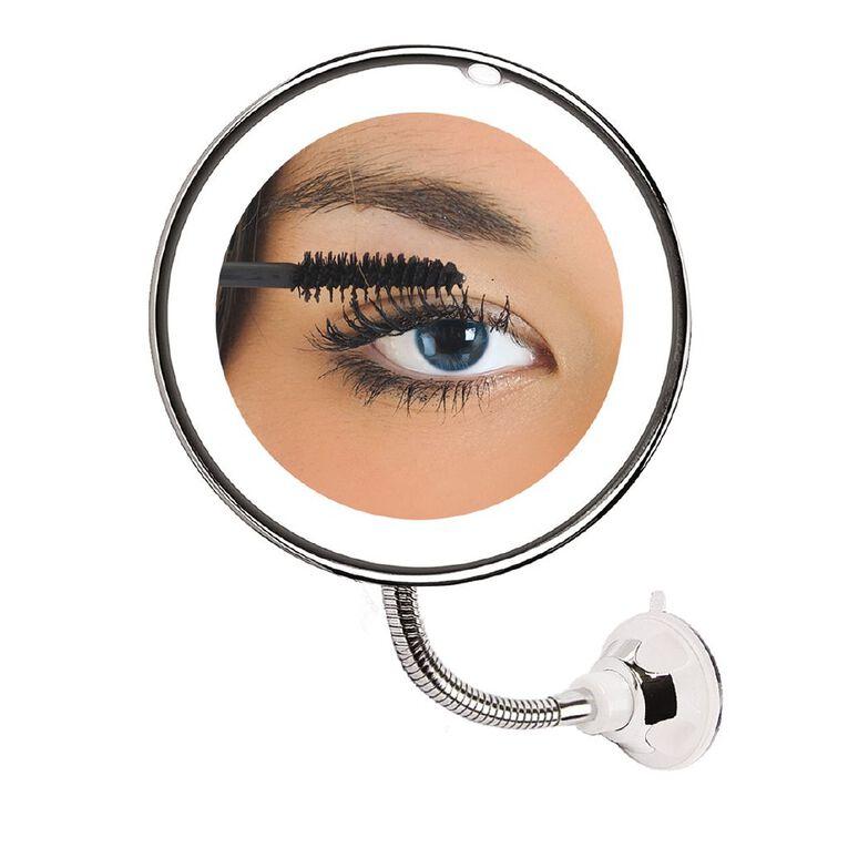 As Seen On TV Glow Bright Flexi Mirror, , hi-res