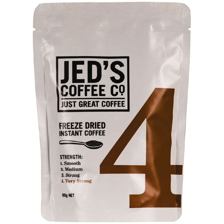Jed's No.4 Freeze Dried Refill 90g, , hi-res
