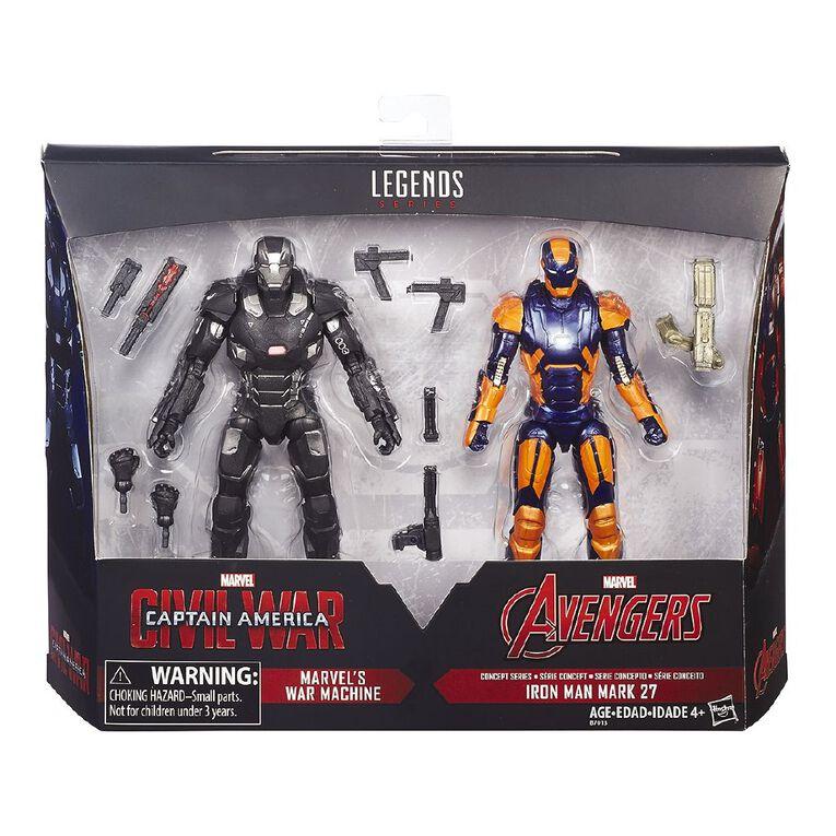 Marvel Legends War Machine Iron Man Pack 6 Inch, , hi-res