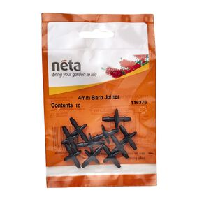 Neta Barb Joiner 10 Pack 4mm