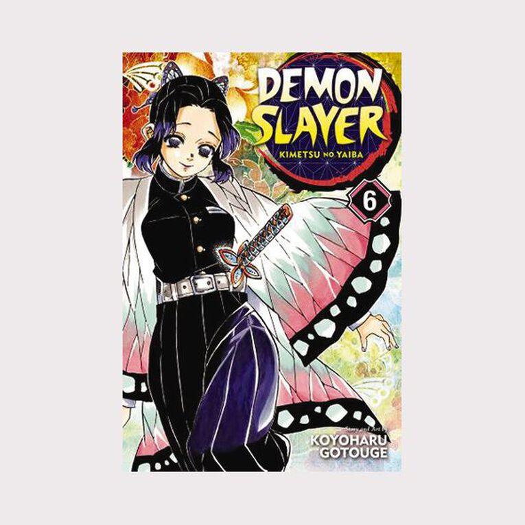 Demon Slayer: Kimetsu No Yaiba Vol #6 by Koyoharu Gotouge, , hi-res