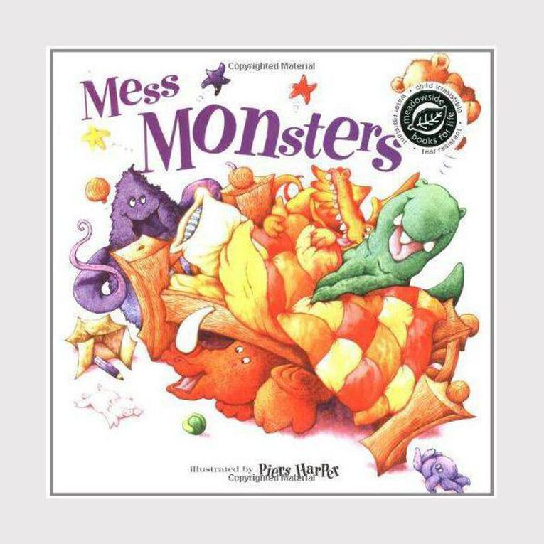 Mess Monsters by Piers Harper, , hi-res