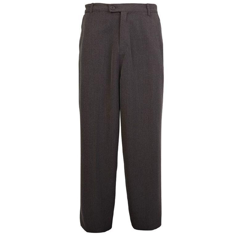 Schooltex Boys' School Trousers, Grey Dark, hi-res