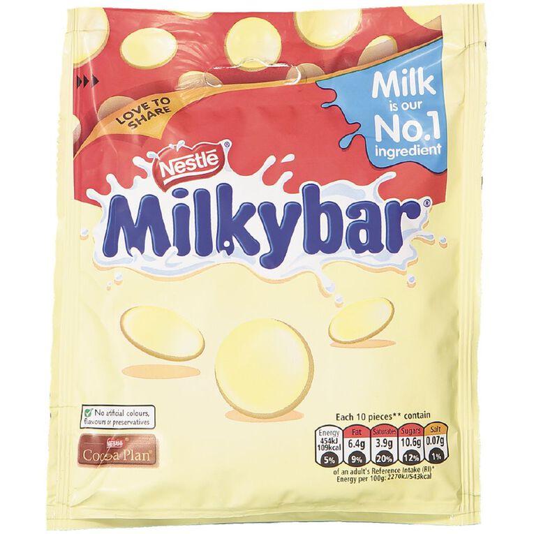 Milkybar Pouch Bag 103g, , hi-res