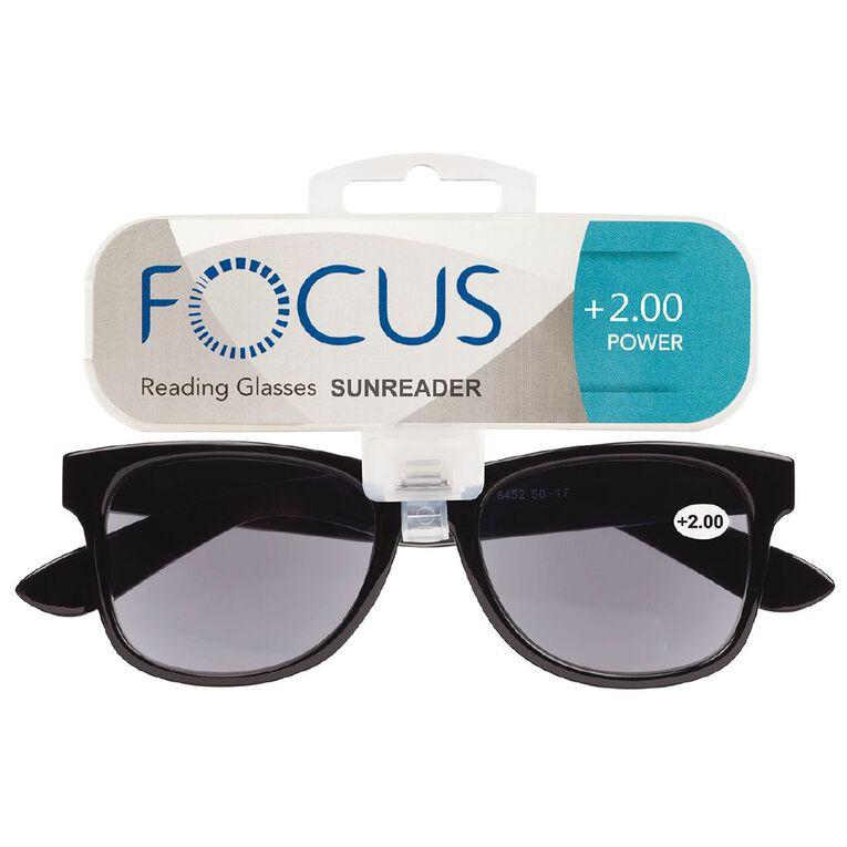 Focus Sunreader 2.00 Black, , hi-res