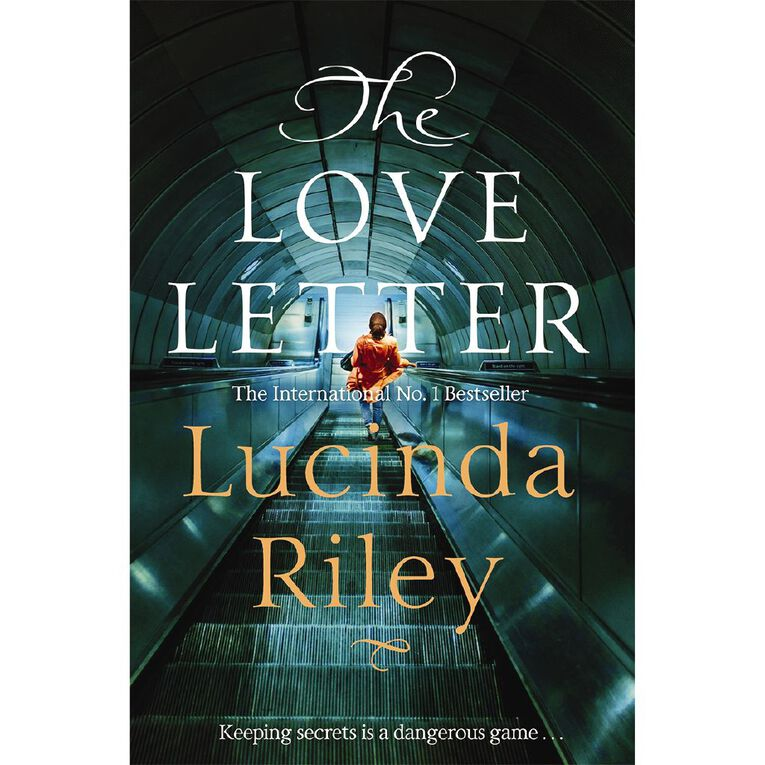 The Love Letter by Lucinda Riley, , hi-res