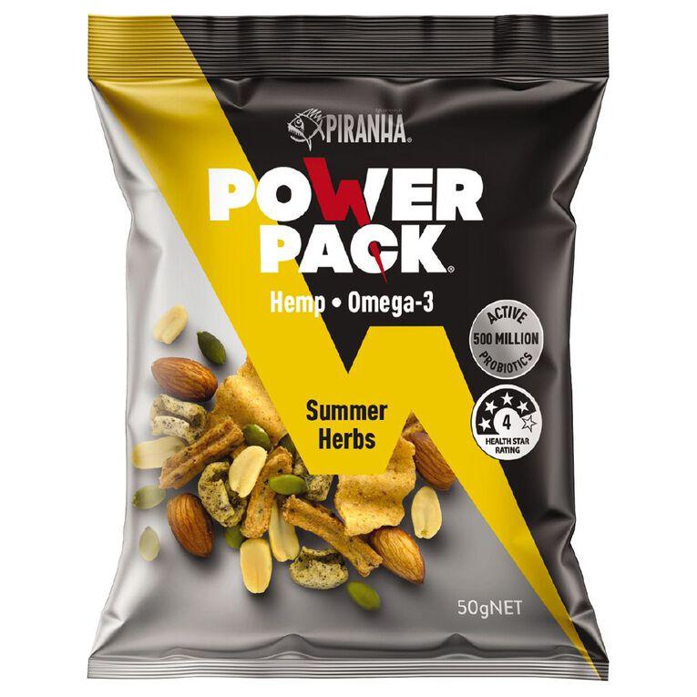 Piranha Power Pack Summer Herbs 50g, , hi-res